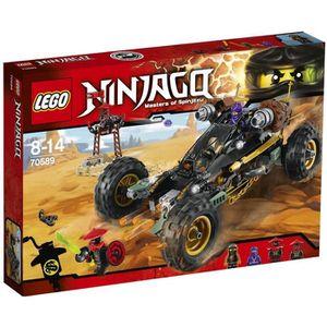 ASSEMBLAGE CONSTRUCTION LEGO® Ninjago 70589 Le Tout-Terrain de combat
