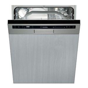 LAVE-VAISSELLE Lave vaisselle intégrable 14 couverts A+ Inox