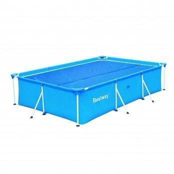 b che solaire rectangulaire 290x190cm pour piscine. Black Bedroom Furniture Sets. Home Design Ideas