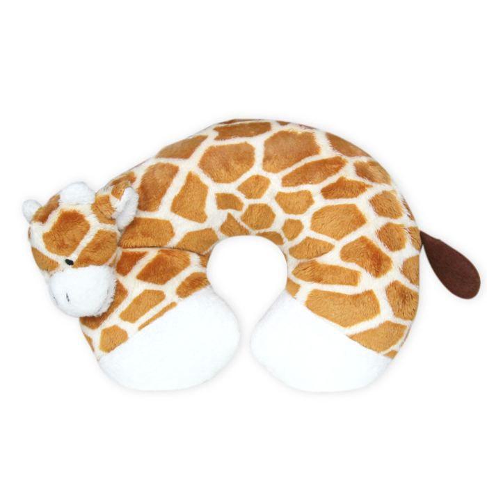 coussin tour de cou girafe achat vente oreiller b b. Black Bedroom Furniture Sets. Home Design Ideas