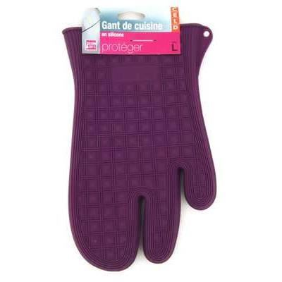 gant de cuisine silicone pour four plat chaud achat vente gants de cuisine cadeaux de. Black Bedroom Furniture Sets. Home Design Ideas