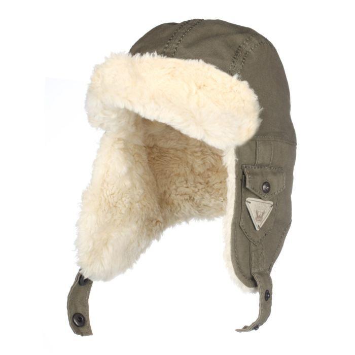 diesel chapka femme kaki achat vente bonnet cagoule cdiscount. Black Bedroom Furniture Sets. Home Design Ideas