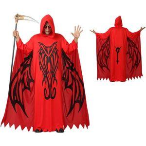 DÉGUISEMENT - PANOPLIE Déguisement  Halloween Demon - Diable Homme M-L