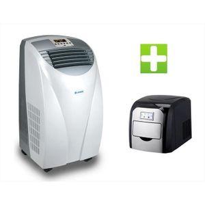 CLIMATISEUR LE PACK ETE KLAISER Climatiseur MX120 et Machine a