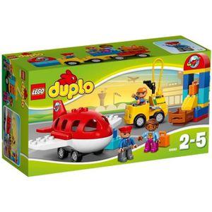 ASSEMBLAGE CONSTRUCTION LEGO DUPLO 10590 L'Aéroport