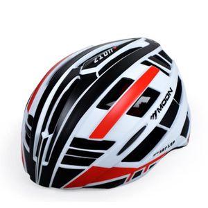 casque de protection cyclisme adulte l rouge prix pas. Black Bedroom Furniture Sets. Home Design Ideas