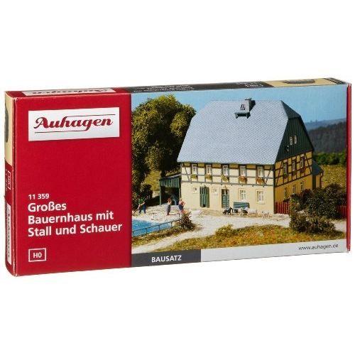 Auhagen 1 87 ho maison de ferme achat vente garage batiment cdiscount - Cdiscount belgique ferme ...