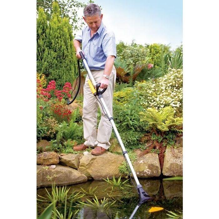 Aspirateur pour bassin pondvac achat vente bassin d for Aspirateur pour bassin