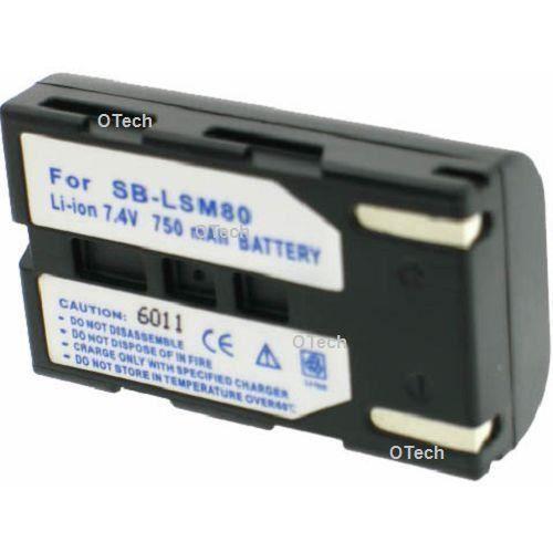 batterie pour samsung vp d351 achat vente batterie appareil photo cdiscount. Black Bedroom Furniture Sets. Home Design Ideas