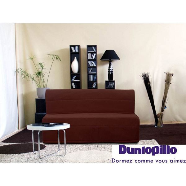 canap bz phoenix marron chocolat avec matelas achat vente bz cdiscount. Black Bedroom Furniture Sets. Home Design Ideas