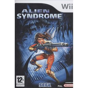 JEUX WII ALIEN SYNDROME / JEU CONSOLE NINTENDO WII