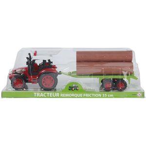 voiture camion tracteur remorque friction modle alatoire