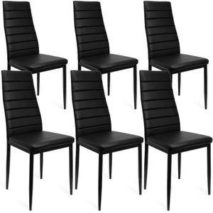 Chaises de salle manger achat vente chaises de salle - Chaise salle a manger cdiscount ...
