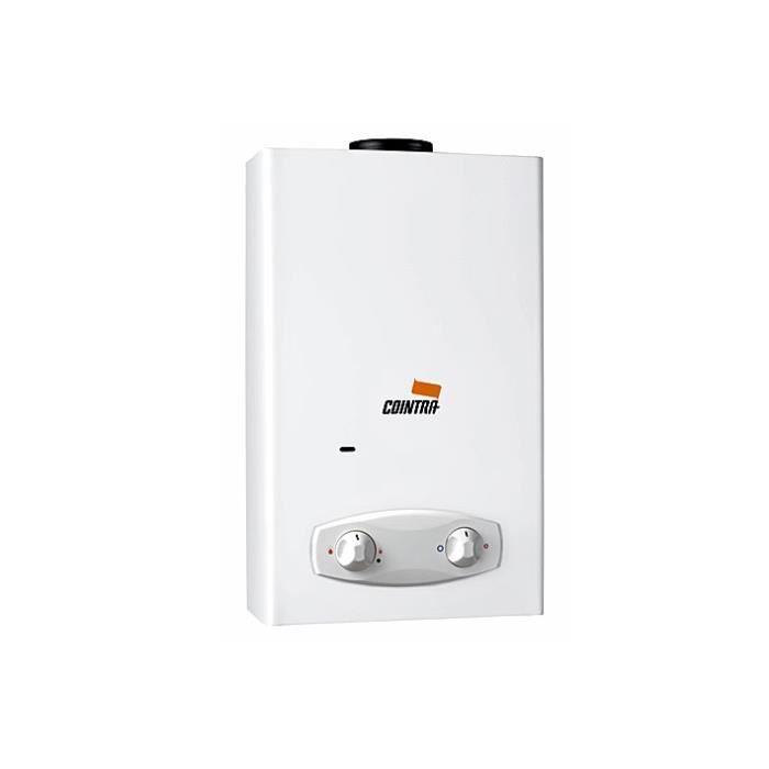 chauffe eau gaz naturel 11 litres achat vente chauffe. Black Bedroom Furniture Sets. Home Design Ideas
