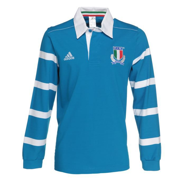 le sport sports collectifs adidas maillot rugby italie homme f  g