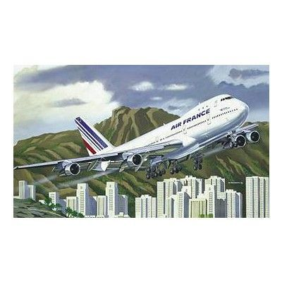 boeing 747 air france achat vente avion h lico cdiscount. Black Bedroom Furniture Sets. Home Design Ideas