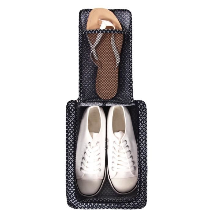 Novago housse chaussure mati re imperm able id al for Housse a chaussures