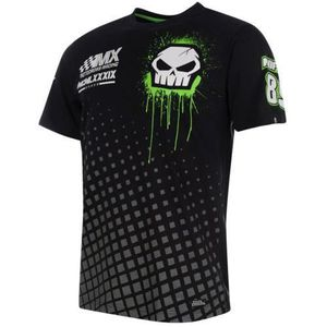 TEE SHIRT NO FEAR TYPE MONSTER ENERGY & RED BULL