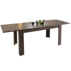 table rectangulaire avec allonge achat vente table rectangulaire avec allonge pas cher. Black Bedroom Furniture Sets. Home Design Ideas