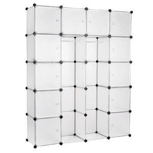 rangement armoire penderie achat vente rangement. Black Bedroom Furniture Sets. Home Design Ideas