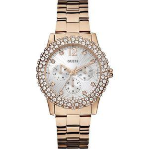 MONTRE Montre Femme Guess Dazzler W0335L3 Bracelet en …