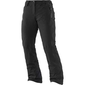 PANTALON DE SKI - SNOW SALOMON - Pantalon de Ski Femme …