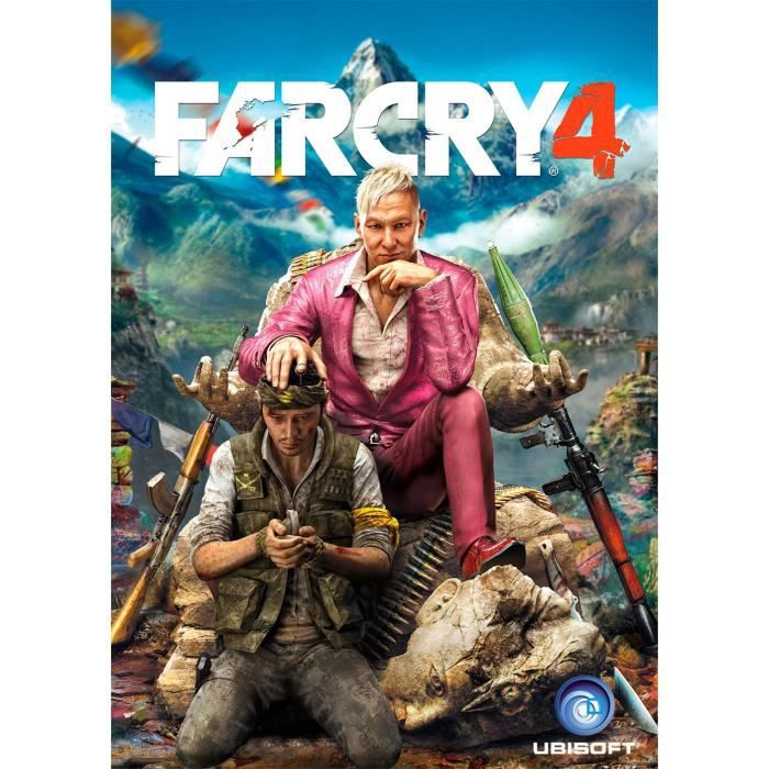 JEU PS3 Far Cry 4 Essentials Jeu PS3