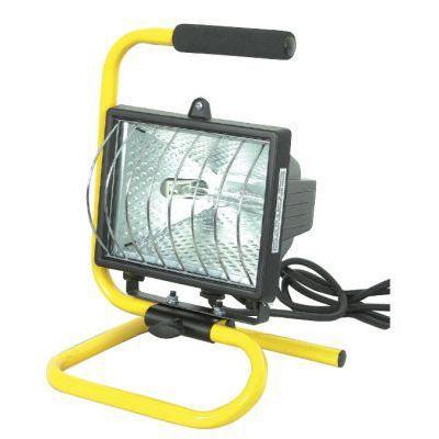 projecteur halog 232 ne sur support tubulaire 500 watt achat vente eclairage atelier projecteur