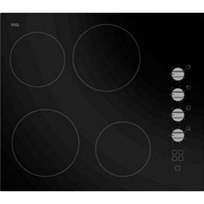Table de cuisson vitroc ramique tcv105 2n noire achat - Tables de cuisson vitroceramique ...