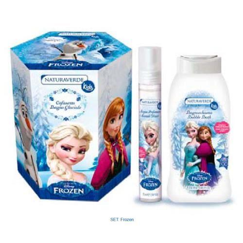 frozen reine des neiges set cadeau edt shampo achat. Black Bedroom Furniture Sets. Home Design Ideas