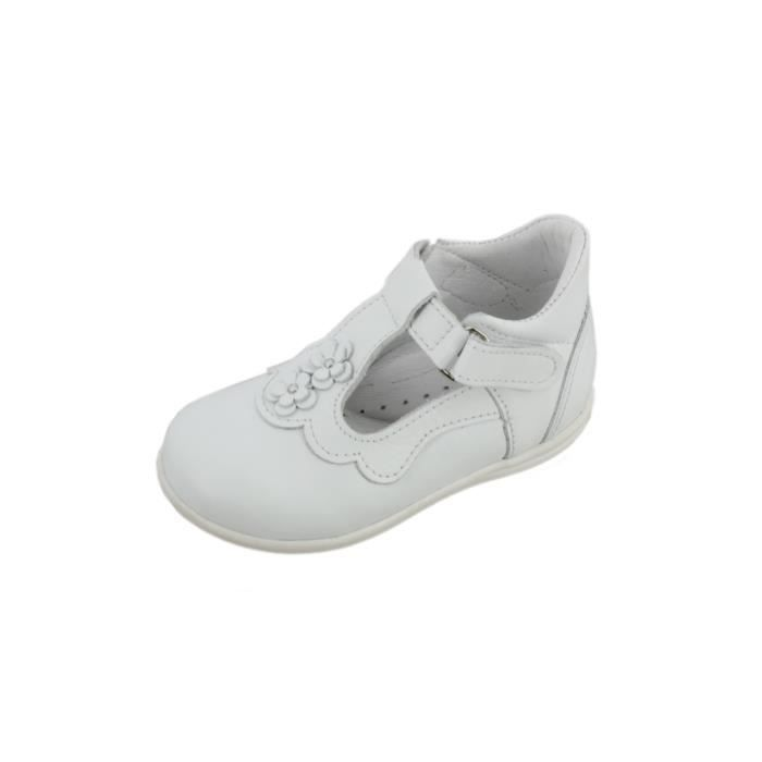 c08e766a003f3c chaussure blanche bebe fille,chaussure bebe fille blanche daisy