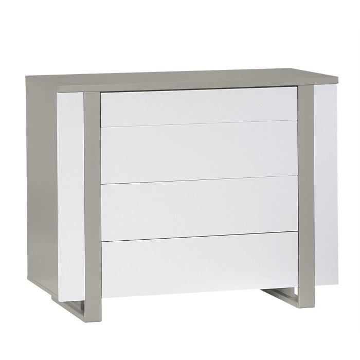 Commode 4 tiroirs light achat vente armoire commode commode 4 tiroirs l - Commode bebe cdiscount ...