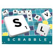 JEU SOCIÉTÉ - PLATEAU Nouveau Scrabble Classique