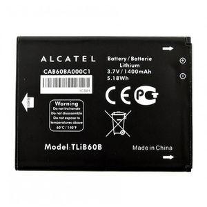 Batterie téléphone Batterie d'origine Alcatel CAB60BA000C1 / TLiB60B5