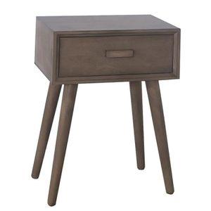 table de cuisine avec tiroir achat vente table de cuisine avec tiroir pas cher cdiscount. Black Bedroom Furniture Sets. Home Design Ideas