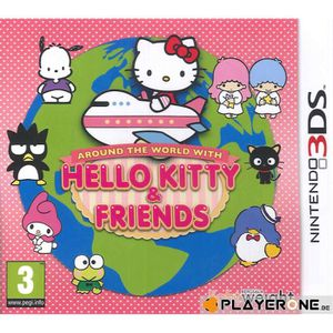 Hello Kitty Around the World with H.K. and Friends