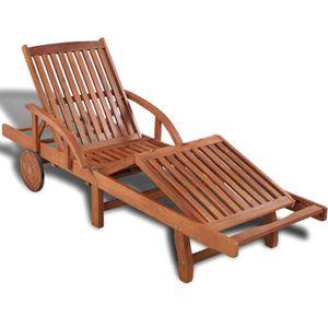 Bain de soleil bois achat vente bain de soleil bois for Transat en bois pliable