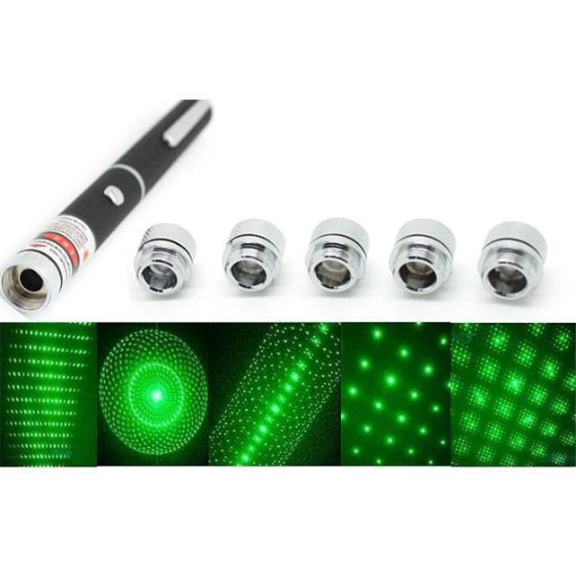 5 en 1 pointeur laser vert 200mw achat vente pointeur 5 en 1 pointeur laser vert cdiscount for Pointeur laser vert mw