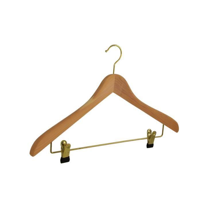 50 x cintre blouse chemise plat anti mites avec encoches barre et pinces r glables anti. Black Bedroom Furniture Sets. Home Design Ideas