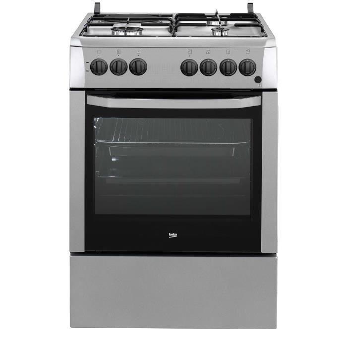 gaziniere grise pas cher les ustensiles de cuisine. Black Bedroom Furniture Sets. Home Design Ideas