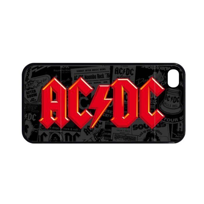 Coque Iphone C Acdc