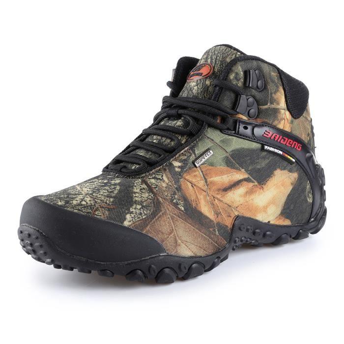 hommes chaussures de randonn e pour l 39 hiver cheville tanche chaussures hautes utilis es pour. Black Bedroom Furniture Sets. Home Design Ideas