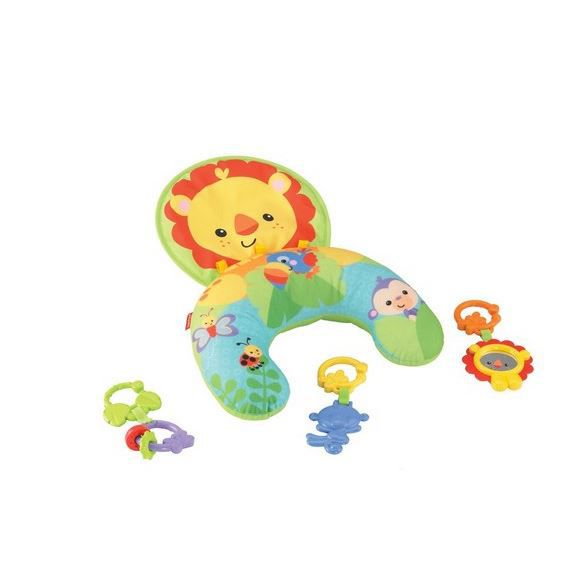 fisher price mon coussin l on tout rond achat vente. Black Bedroom Furniture Sets. Home Design Ideas