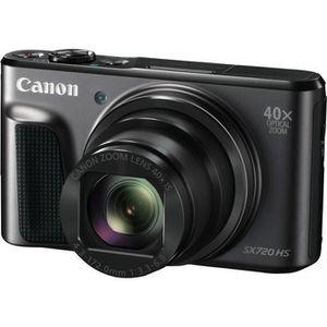 APPAREIL PHOTO COMPACT Appareil photo compact CANON SX720 HS Noir