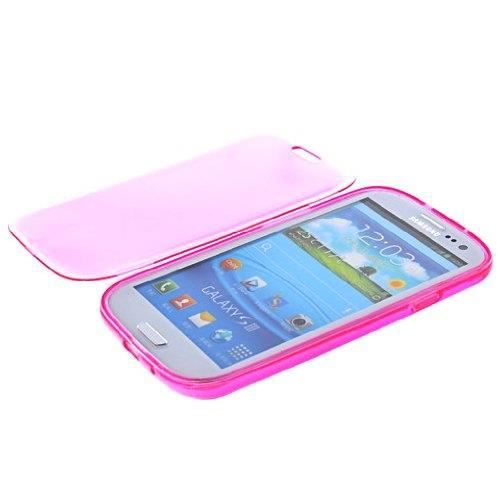 Guanhao tpu silicone housse coque etui gel case cover pour for Housse samsung galaxy s3
