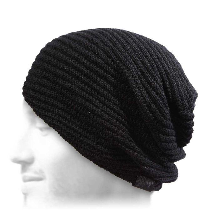 bonnet long homme tallinn bailey noir achat vente bonnet cagoule 3700785219594 cdiscount. Black Bedroom Furniture Sets. Home Design Ideas