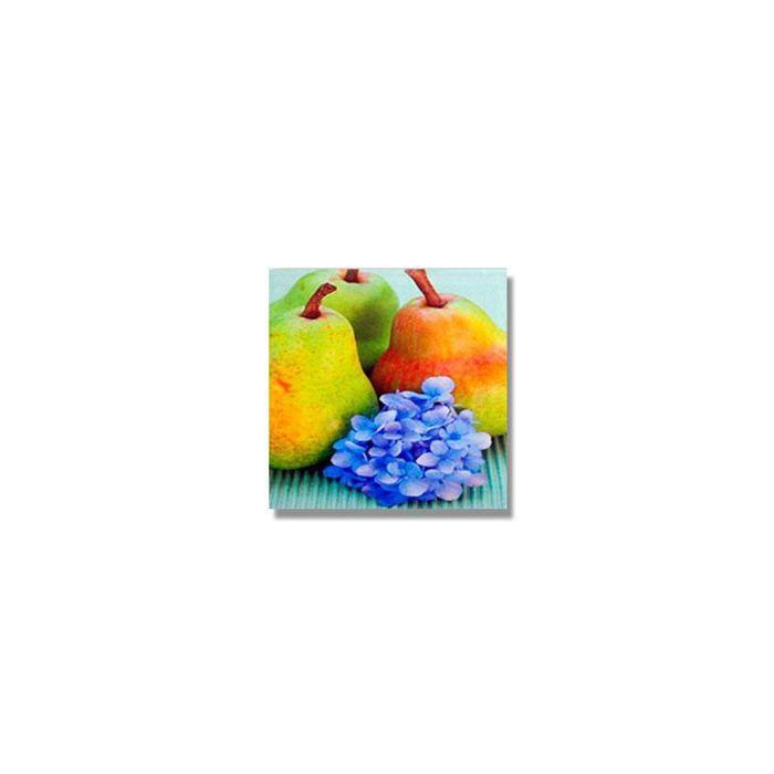 cadre en toile 28x28 cm fruit 08 achat vente tableau toile cadre en toile 28x28 cm cdiscount. Black Bedroom Furniture Sets. Home Design Ideas