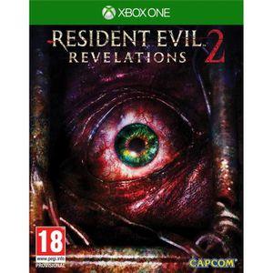 JEUX XBOX ONE Resident Evil Revelations 2 Jeu XBOX One