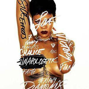 CD VARIÉTÉ INTERNAT Rihanna - Unapologetic