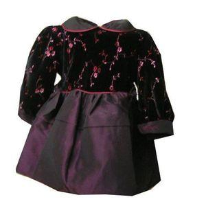 robe de fete de noel fille achat vente robe de fete de noel fille pas cher soldes d. Black Bedroom Furniture Sets. Home Design Ideas